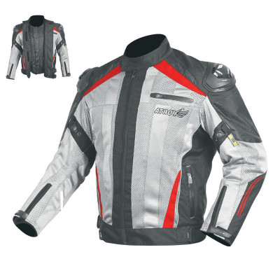 Textile Racing Summer Jacket