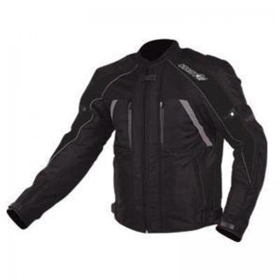 Textile Racing Jacket