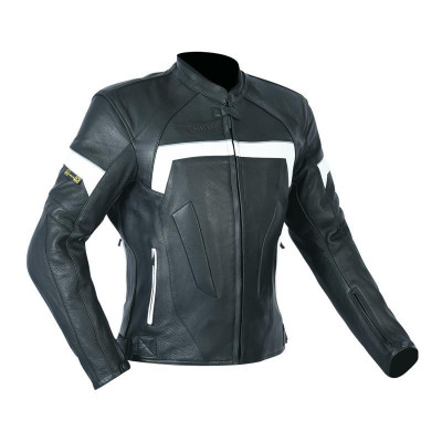 Women's Leather Racing  Jacket