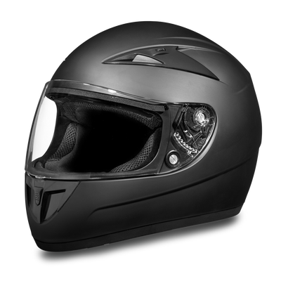 Daytona Helmets D.O.T. Shadow - Dull Black