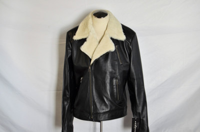 Moto Style Men Leather Jacket