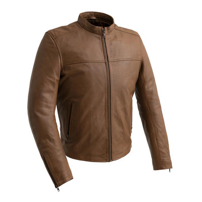 Grayson - Men's Leather Jacket