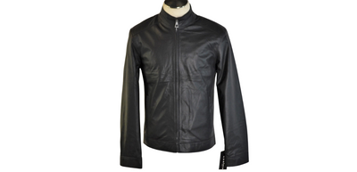 Lightweight Leather Jacket