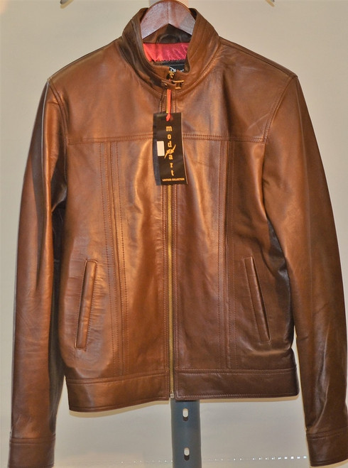 men light weight leather