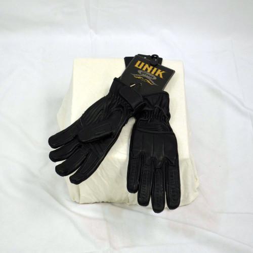men leather gloves  Kevlar sewn thread & lining