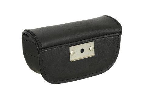 Premium Synthetic Leather Small Windshield Bag