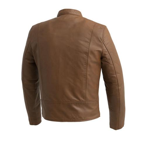 Grayson - Men's Leather Jacket