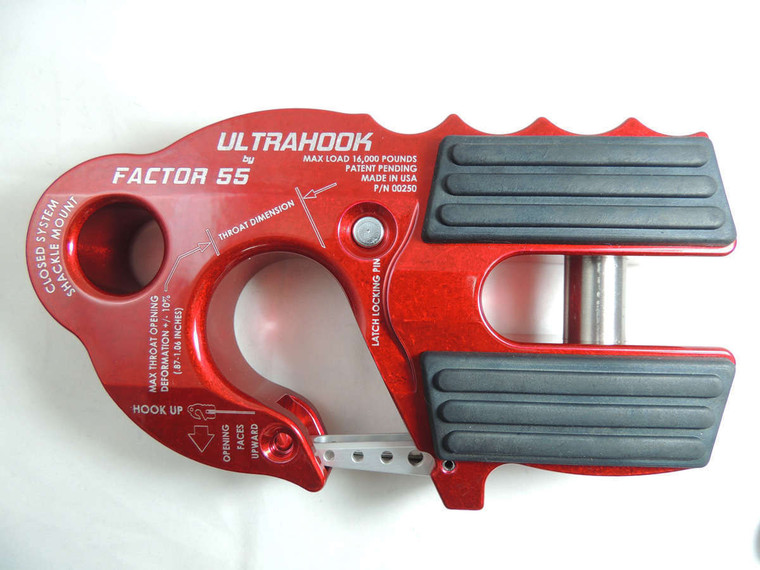 Factor55 Ultrahook Red