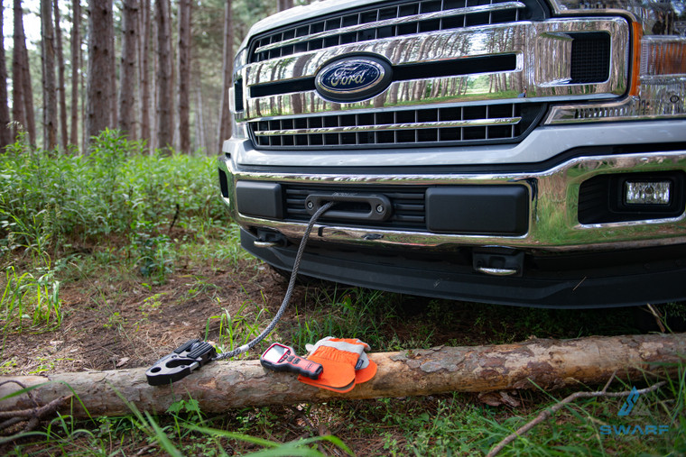 2018+ Ford F150 Winch Mount
