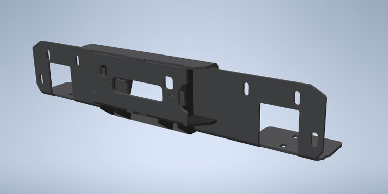 Ford Raptor REPLACEMENT winch mount plate
