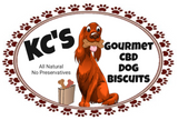 KC's Gourmet CBD Dog Biscuits