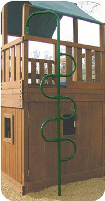 Tree climber playset accessory from SwingWorks