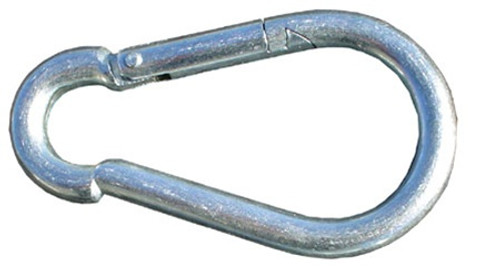 8mm Zinc Spring Clip (each)