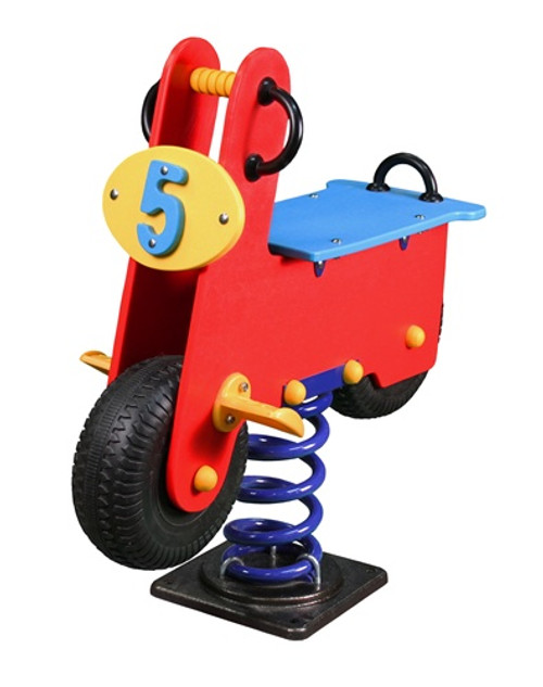 Scooter Spring Rider Playground Accessory by SwingWorks