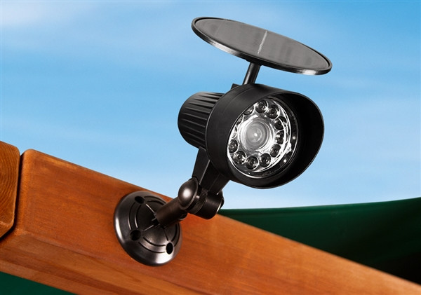 Playset Solar Spot Light