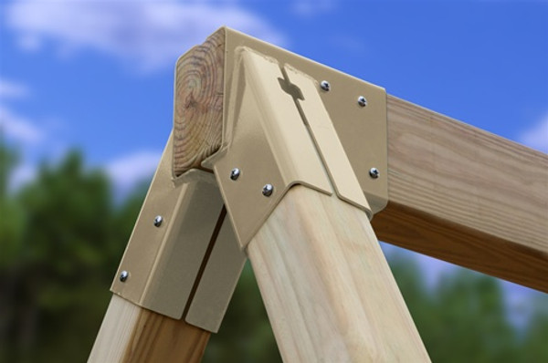 Free-Standing A-Frame Brackets