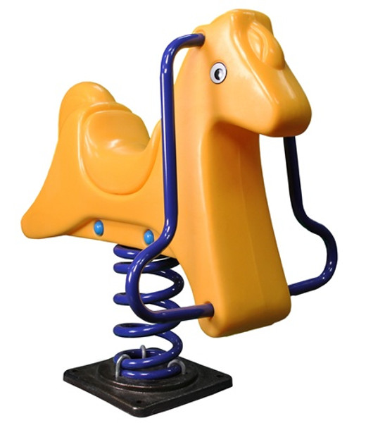 Horse Spring Rider Playground Accessory from SwingWorks