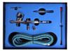 NO-NAME Tooty Air Compressor with Starter Airbrush Set AG326NN-BD180 NO-NAME brand