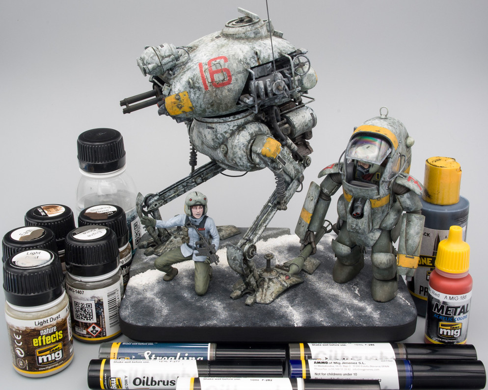 Winners of our Weathering contest