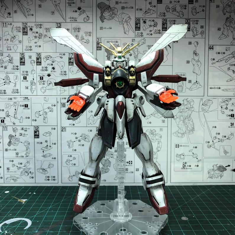 How Make Your Gunpla Kit Stand Out! (feat. @MachoModelz)