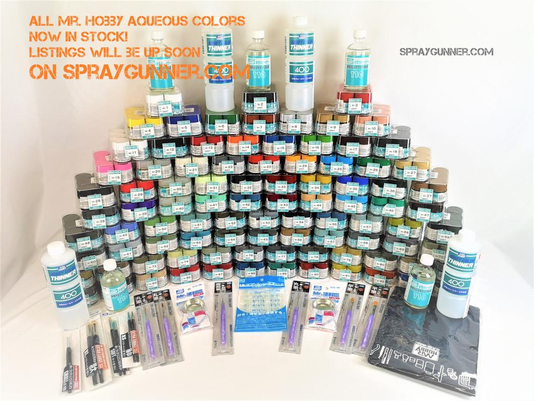 Mr Hobby Aqueous Paints