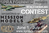Attention scale modelers! We're running online contest