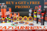 SEMA week special: Buy 2 get 1 Free on all Custom Creative Paints, flakes, Tapes and other