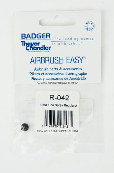 BADGER R-042 Ultra Fine Spray Regulator For Renegade series R-042 Badger