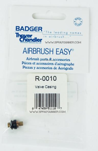 R-0010 Air Valve Casing BADGER Renegade R-0010 Badger