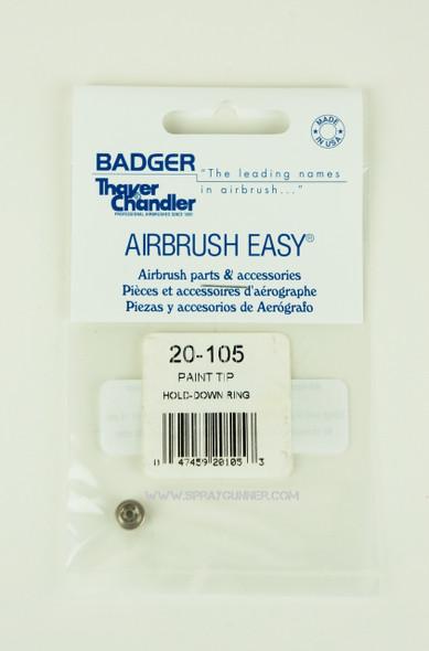 BADGER SOTAR 20-105 paint tip hold down ring 20-105 Badger