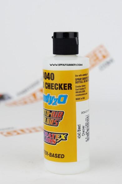 Createx Colors 4040 Bleed Checker 4040 Createx