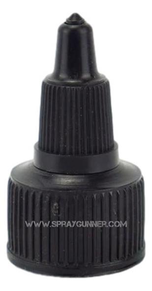Createx 5702-11 Bottle Mustard Cap 2oz, 4oz 5702-11 Createx
