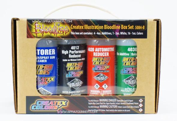 Createx Illustration Bloodline Box Set 5084-B 5084-B Createx