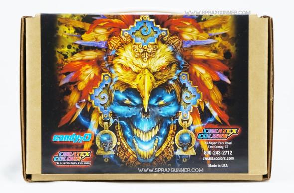 Gerald Mendez Art Studio Color Set 4969-A 4969-A Createx