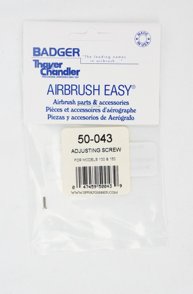 BADGER 50-043 Adjusting Screw 50-043 Badger
