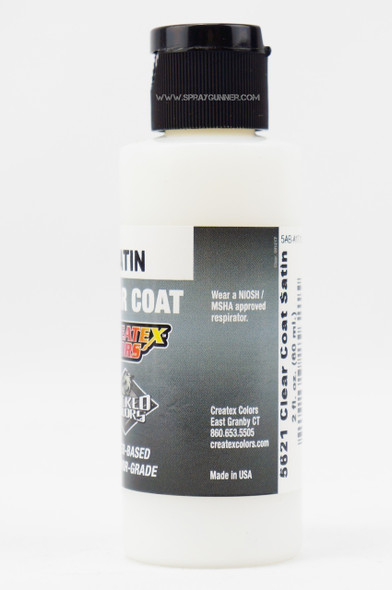 Createx Colors 5621 Clear Coat Satin 5621 Createx