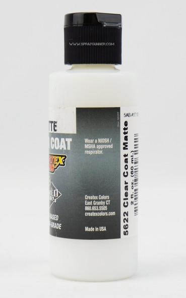 Createx Colors 5622 Clear Coat Matte 5622 Createx