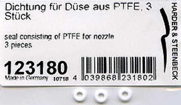 PTFE Nozzle seal 123180