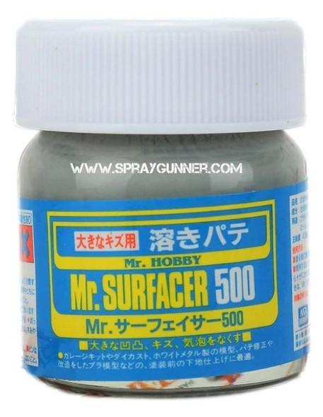 GSI Creos MrSurfacer 500 SF285 GSI Creos Mr Hobby
