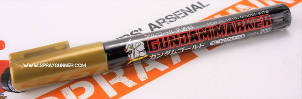 MrHobby Gundam Marker Gold GM04 GM04 GSI Creos Mr Hobby