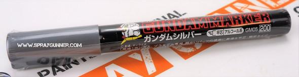MrHobby Gundam Marker Silver GM05 GM05 GSI Creos Mr Hobby