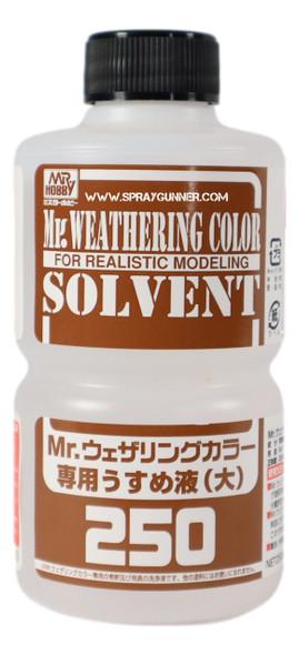 GSI Creos MrWeathering Color Thinner GSI Creos Mr Hobby