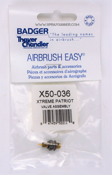 Badger X50-036 Xtreme Patriot Complete Valve Assembly X50-036 Badger