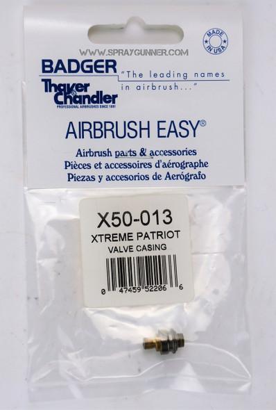 Badger X50-013 Xtreme Patriot Air Valve Casing X50-013 Badger