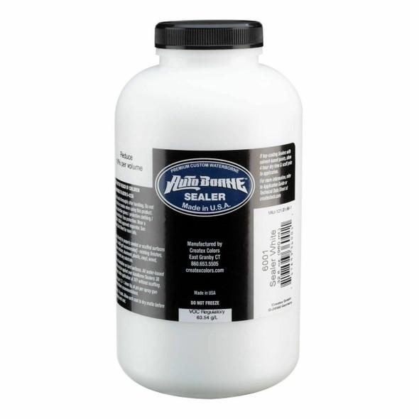 AutoBorne Sealer White 6001 32oz 6001-32 Createx
