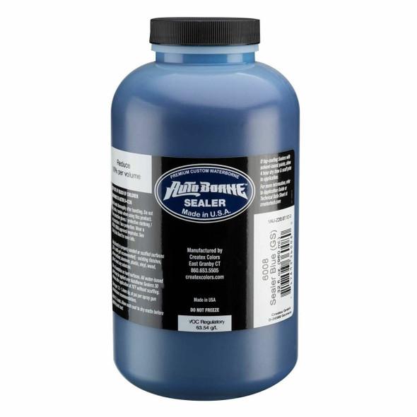AutoBorne Sealer Blue GS 6008 32oz 6008-32 Createx