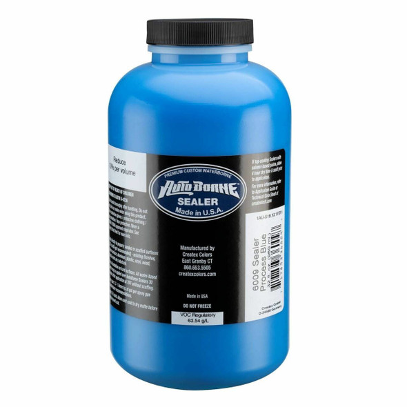 AutoBorne Sealer Process Blue 6009 32oz 6009-32 Createx