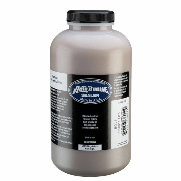 AutoBorne Sealer Tan 6011 32oz 6011-32 Createx