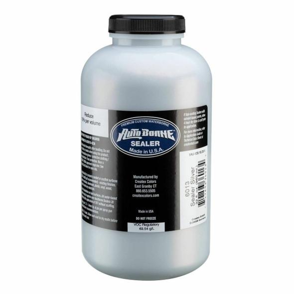 AutoBorne Sealer Silver 6013 32oz 6013-32 Createx