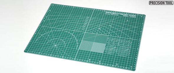 Tamiya Cutting Mat (A3 Size) Reference